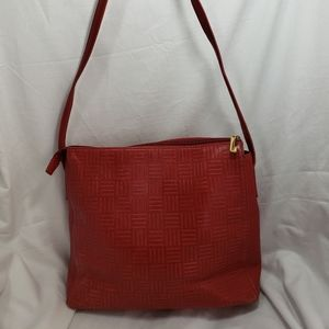 A9,981Stone Mountain Embossed Shoulder Bag